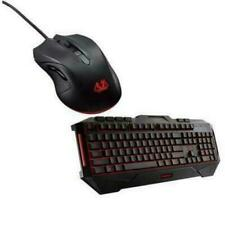 Asus CERBERUS Gaming Keyboard & Mouse Bundle, Gaming Feature Rich, Soft Bundle