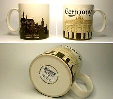 ▓#▓ Starbucks City Mug Icon VERSION 1 * Germany Tasse 16oz NEW with SKU  ▓#▓