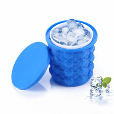 Ice Cube Maker Genie Silicone Ice Bucket The Space Saving Ice Genie Cube Maker