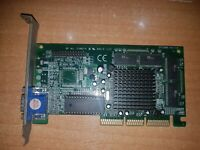 Sparkle SP5200B GP4640/32MB Nvidia Riva TNT2 M64 Computer VGA AGP Graphics Card
