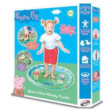 Bladez Peppa Pig lleno de agua nuevo charco fangoso