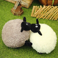 Kids Lovely Soft Stuffed Sheep Baby Plush Pillow Sofa Home Cushion Toy Gift Xmas