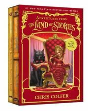 The Land of Stories: Adventures from the Land of Stories Boxed Set HC-BRAND NEW!