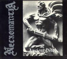 NECROMANTIA - ANCIENT PRIDE - BRAND NEW LP 1997 OSMOSE - COPY # 460/1000