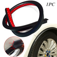 1.5M Car Wheel Rubber Eyebrow Protector Lip Arch Trim Fender Strip Pad Universal