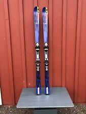 SALOMON StreetRacer 08 Spaceframe Skis w/ S810 Bindings