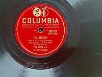 Kay Kyser - 'Til Reveille & Say When  (1941) Columbia 36137 78 rpm Shellac NM