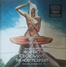 Alejandro Jodorowsky the Holy Mountain OST LP Real Gone Music