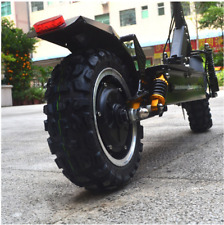 Speedual 10inch Dual Motor Electric Scooter 60V 3200W Off-Road 70km/h 43Mph E