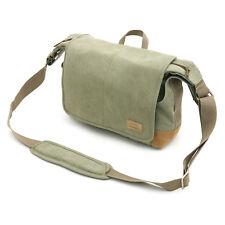 Matin Balade 200 Messenger Camera Bag in Sage Green (UK Stock) BNIP