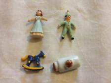 Dolls House Miniature - Hot Water Bottle & Toys (Rocking Horse, Clown & Doll)