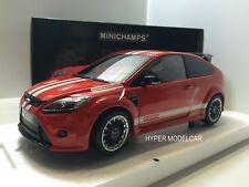 MINICHAMPS 1/18 Ford Focus RS500 Le Mans Edition Tribute MKIV 2010 Art.100080067