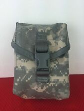 EUC MILITARY USGI IFAK Pouch & Insert  ACU INDIVIDUAL FIRST AID KIT (IFAK) POUCH