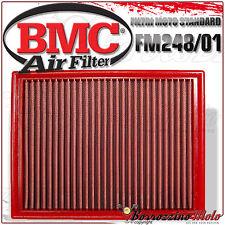 FILTRO DE AIRE DEPORTIVO BMC LAVABLE FM248/01 DUCATI MONSTER S2R 800 2006 06