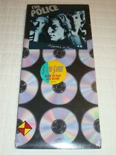 Sting The Police Reggatta De Blanc cd Long Box Sealed