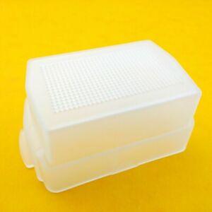 Diffusor Weiß kompatibel mit Nikon SB800 & Yongnuo YN467 YN465 YN460-II YN462