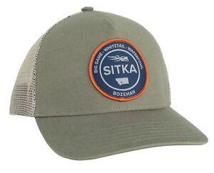 Sitka Gear Seal 5 Panel Patch Trucker 20082
