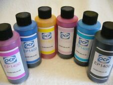 Genuine OCP INK KIT PER Stylus Photo 1400 P50 PX650 PX700W (non originale Epson)