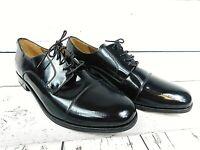 Florsheim Broxton Cap Toe Lace Up Oxford Dress Shoes 11222-001 Black Men's 11.5D