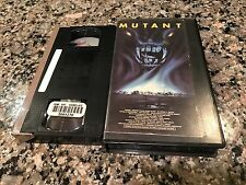 Mutant Rare VHS! 1984 Midwestern Toxic Waste Horror! The Boogens Blood Beach