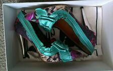 Iconic Lanvin for H&M bow heels with box, 38 UK 5 used once gently