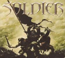 Soldier - Sins Of The Warrior (CD 2016) NEW/SEALED