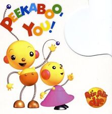 Rolie Polie Olie Busy Book: Peekaboo, You! - Book