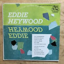 Eddie Heywood Self-Titled 1955 Vinyl LP Mercury Records MGW 12137