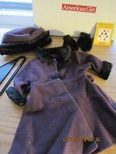 American Girl Today Sugar Plum Coat  Pleasant Company RETIRED New in Box NIB