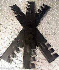 "3 Toro Mower Blades. Mulch / Gator. For 52"". 56-2390 (6410)."