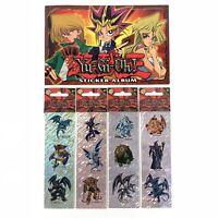 Vintage 1996 Yu-Gi-Oh! Sticker Album & Stickers Pack Sandylion Kazuki Takahashi