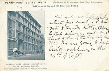 ENGLAND - General Post Office (South) 1877 Queen Victoria Street