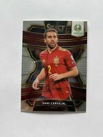 2020 Panini Select UEFA Euro Soccer Dani Carvajal Spain Terrace Card #34
