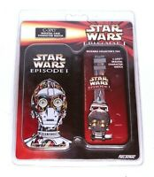 Nelsonic Star Wars C-3PO Skeletal Character Watch Episode I & Tin Sealed NEW