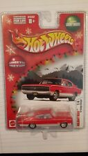 Hot Wheels Limited Edition 2004 Holiday Rods '67 Dodge Charger - Red/White