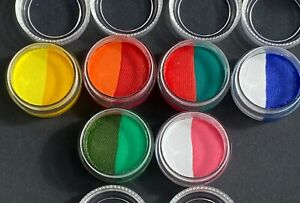 Water Activated Neon Pastel & Duo Eyeliner BodyPaint UV VARIOUS COLOURS