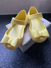 Igor Yellow Jelly Shoes Sandals Girls Designer Shoes Clothes Size Euro 24 Uk 7