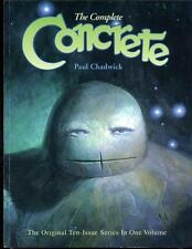 The Complete Concrete     Paul Chadwick    1st Print     1994