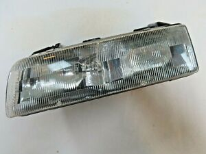 1987 - 1996 Chevy Beretta  LEFT hand side headlight head lamp OEM driver side