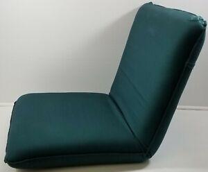 I) Green Stadium Marine Beach Boat Reclining Seat Cushion Pillow Adjustable