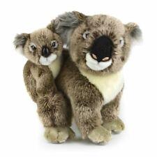 Korimco 29cm Kerri With Baby Koala Kids Animal Soft Plush Stuffed Toy Grey 3y