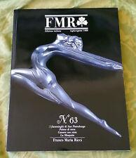 Rivista d'arte FMR (mensile di Franco Maria Ricci) - n°63 1988 1/16