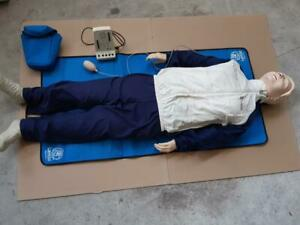 Laerdal Resusci Skillreporter Anne CPR Erste Hilfe Krankenpflege Übungspuppe geb