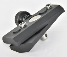 KMRA KeyMod rotating Harris Bipod adapter - Allows bipod to rotate (right-left)
