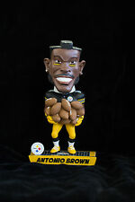 dc8091ebcc6 Antonio Brown Pittsburgh Steelers (NFL) Caricature FC Bobblehead CLOSEOUT