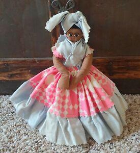 Vintage Haitian Cloth Doll