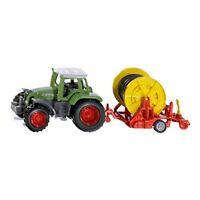 1:87 Fendt Con Carrete De Riego - Enrouleur De Siku 1677 Modelo Nuevo - Tractor