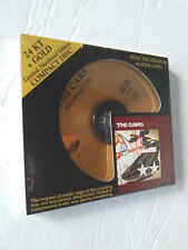 The Cars ~ HEARTBEAT CITY ~ cd NEW GOLD DISC (Ric Ocasek.Benjamin Orr) dcc-type