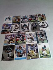 *****Marcedes Lewis*****  Lot of 65 cards.....29 DIFFERENT / Football