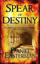 Easterman, Daniel, Spear of Destiny, Very Good Book